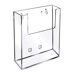 Wall Mount Bi-Fold Holder