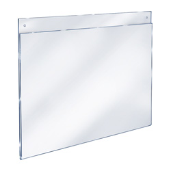 "11"" x 8-1/2"" Economy Top Loading Wall Frame"