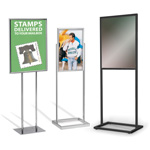 Metal Poster Stands