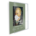 Break-Resistant Wall Poster Holder, 24