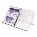 3-Ring Binder Wall Stand