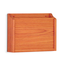 Single Pocket HIPAA Compliant Wall Mount File and Chart Holder
