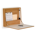 Fold-Away Wall Desk / Laptop Workstation