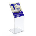 Acrylic Mattress Footer Display