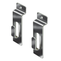 Slatwall Mounting Clips for Binder Stand (set of 2)